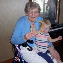 grandparent's day 2016, southview senior living, st paul assisted living