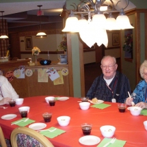 octoberfest 2016, southview senior living, assisted living, memory care
