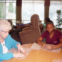 southview senior living, mn senior living, memory care, assisted living, fall 2016 senior citizen activities
