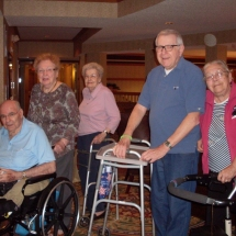 southview senior living, mn senior apartments, voting booth 2016