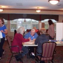 southview senior living, mn senior apartments, voting booth 2016