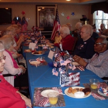 veterans day 2016, southview senior living mn
