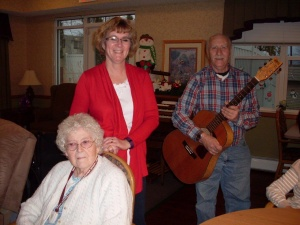 holiday singalong, southview senior living, southview communities mn