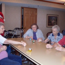 Southview Senior Living-Christmas in July (2)