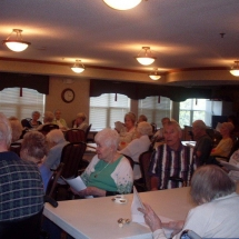 Southview Senior Living-Christmas in July (9)