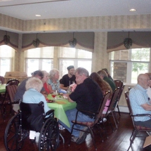 Alzheimers BBQ-Southview Senior Living (7)