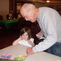 Grandparents Day Celebration-Southview Senior Living (14)