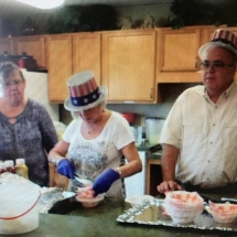 State Fair Food Days-Southview Senior Living-preparing food in the kitchen