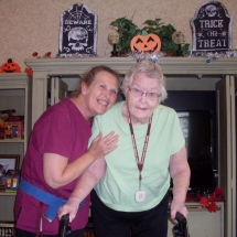Halloween Crafts & Oktoberfest Celebration-Southview Senior Living (6)