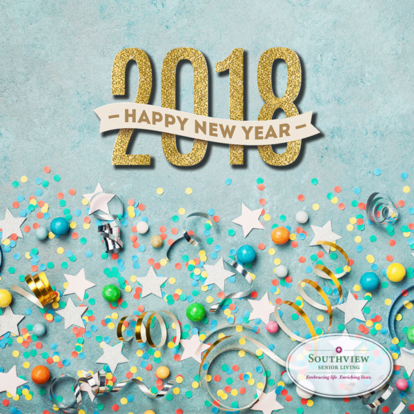 Happy New Year from Southview Senior Living