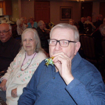New Years Party at Southview Senior Living