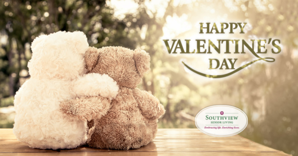 Happy Valentine's Day - Southview Senior Living!