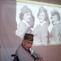 Henry Capiz and the Andrew Sisters at Southview Senior Living