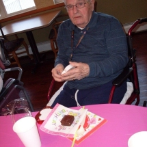Memory Care Valentine's Day Party at Southview Senior Living