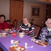 Super Bowl Party at Southview Senior Living