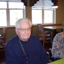 St Patricks Day at Southview Senior Living