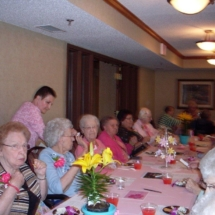 Women's Day Celebration at Southview Senior Living