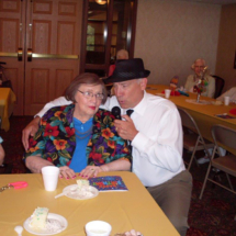 Frank Sinatra Birthday Party