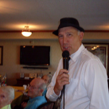 Frank Sinatra Birthday Party